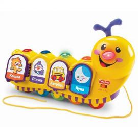Весела Гусениця Fisher Price
